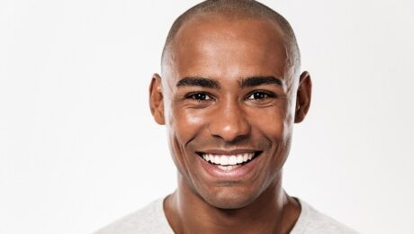 cosmetic dentistry patient